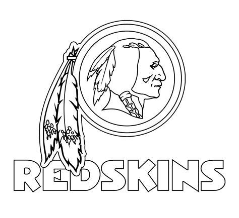 washington redskins logo png transparent svg vector