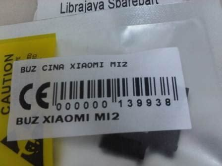 Baterai Handphone Xiaomi Mi Note Pro Bm34 Batre Hp Battery Xiaomi Note buzzer xiaomi mi2 spare part hp aksesoris hp alat