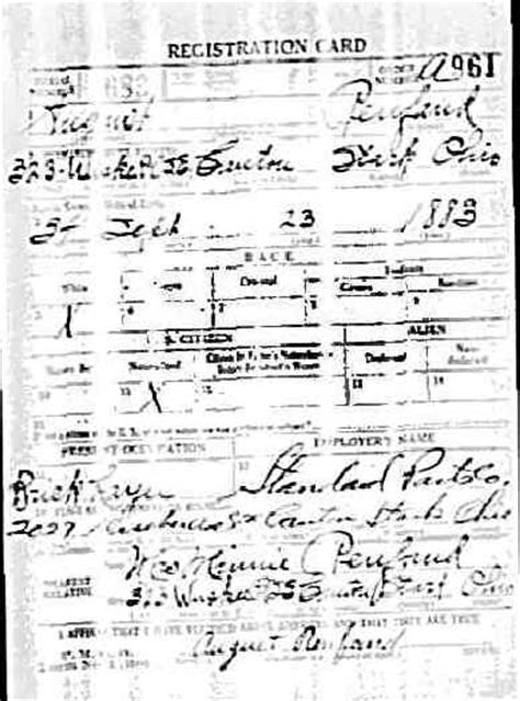 Stark County Ohio Marriage Records Family Tree M Great Grandparents