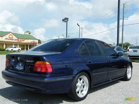 1998 bmw 540i 1998 montreal blue metallic bmw 5 series 540i sedan