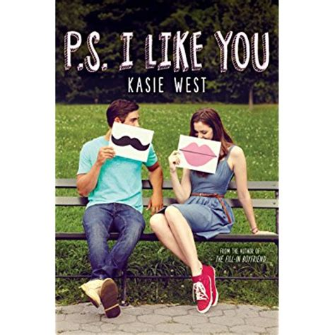 i you books p s i like you by kasie west reviews discussion