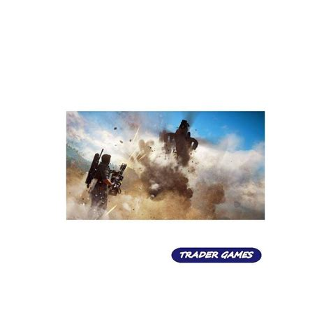 Sony Ps4 Just Cause achat just cause 3 ps4 new jeu playstation 4 46880