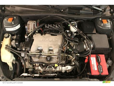 2003 chevrolet malibu sedan engine photos gtcarlot