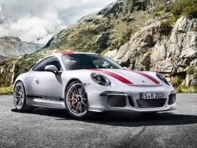 De Porsche Porsche 911 R Porsche