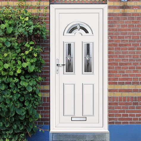 Exterior Pvc Doors Exterior Pvc Lomond Three Agate Door External White Pvc Doors