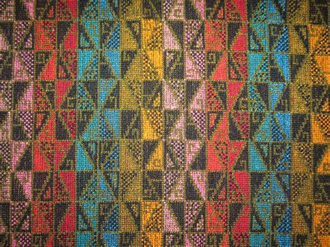herculon upholstery fabric vintage 1940s unused upholstery fabric dramatic colorful