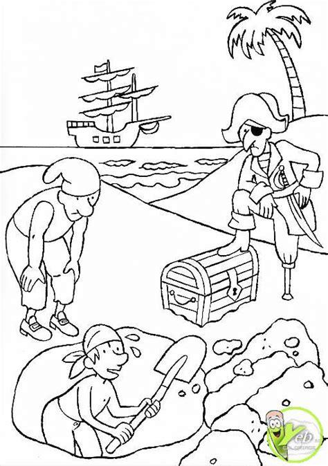 dessin bateau pirate des caraibes coloriages pirates