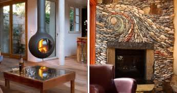 how to make a fireplace 20 of the coolest fireplaces bored panda