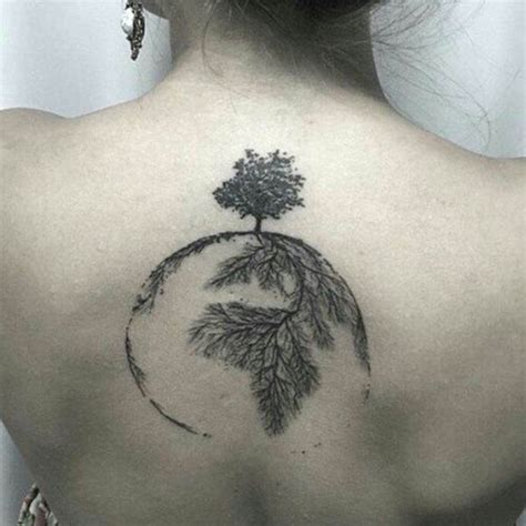 tree roots tattoo 60 tree tattoos that can paint your roots