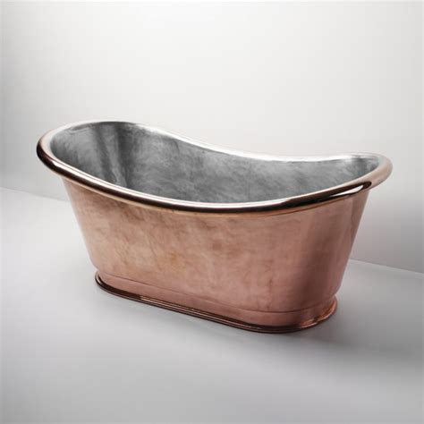 Waterworks Bathtub by Freestanding Oval Bathtub Traditional Bathtubs By
