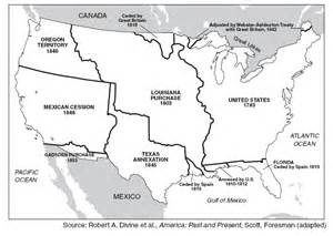 us territorial expansion map blank summer assignment nwsa history gonzalez