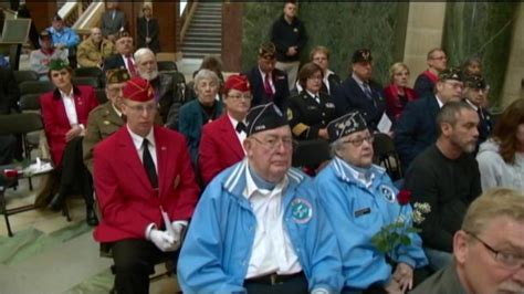 cbs 58 veterans give blood milwaukee area veterans day events