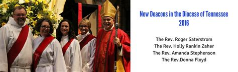 an anglican altar guild manual anglican diocese of the south new deacons for the diocese of tennessee episcopal