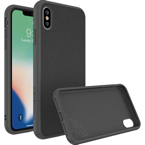 rhinoshield solidsuit for iphone xs max ssa0108669 b h