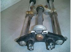 Find Honda SL350 Front Forks with Triple Trees for Parts ... Lock And Key Parts