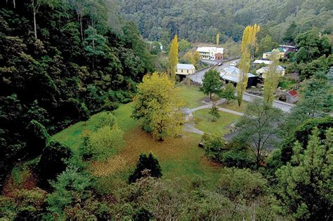 Small Victorian Houses 100 best towns in australia 076 walhalla victoria