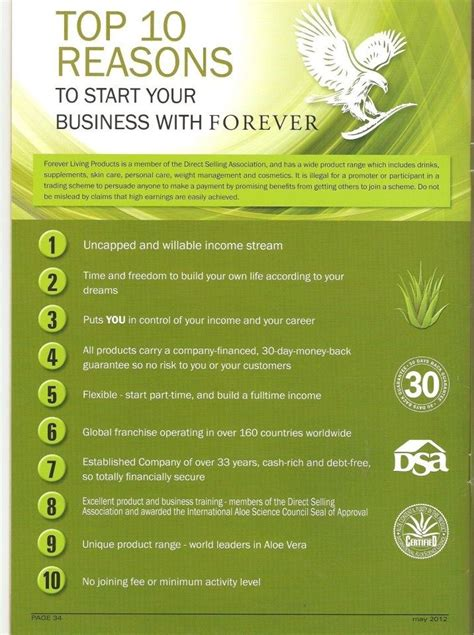 Reasons To Take The New 2 by Forever Living Products Recruiting Now Forever Living