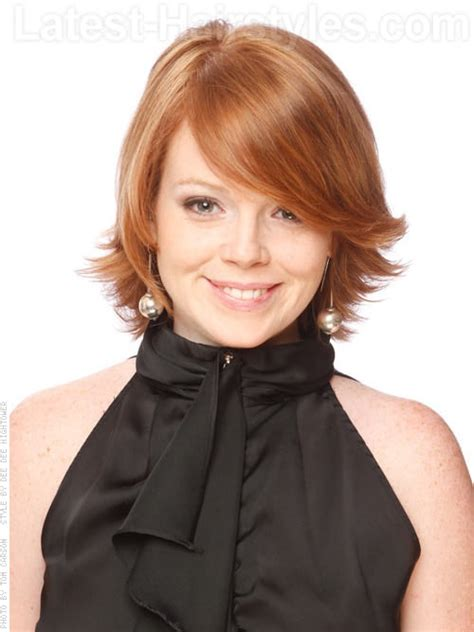 is the bang flip in style 14 best the flip hair cut images on pinterest hairstyles