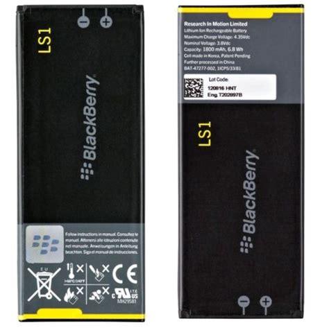 100 Original Blackberry Battery L S1 Z10 brand new original blackberry z10 l s1 ls1 battery for