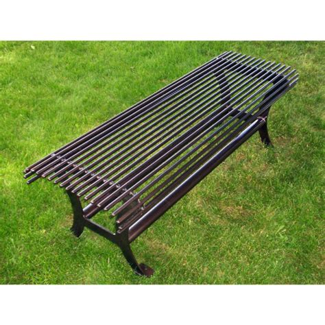Bench Site Willow Metal Bench Premier Site Furniture