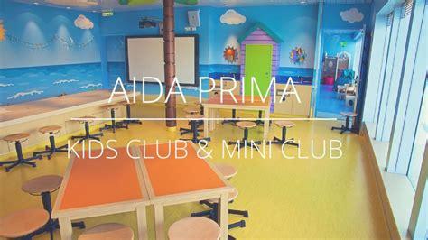 Club Aida Prima by Aidaprima Kidsclub Club Familien