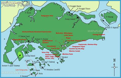 singapore map tourist attractions maps update 26001843 singapore tourist attractions map
