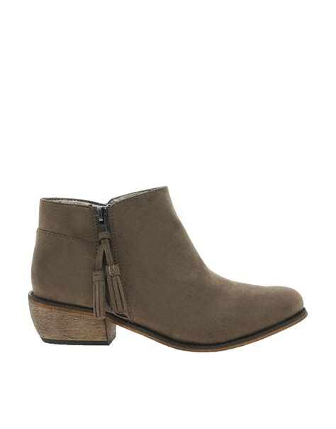 Sale Boots Original Hummer Pluto Limited timeless timeless pluto flat boot at asos