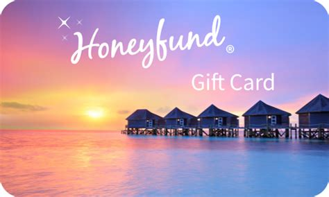 Honeymoon Gift Cards - a new travel gift card would you buy it will run for miles