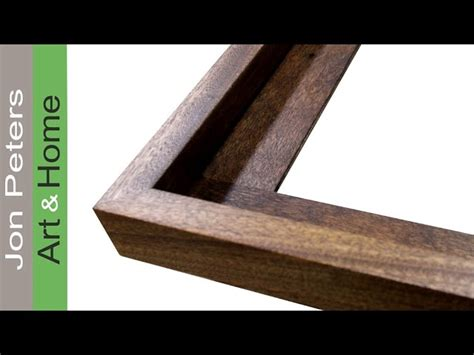 How To Get Perfect Miter Joints Make A Frame Clipzui Com