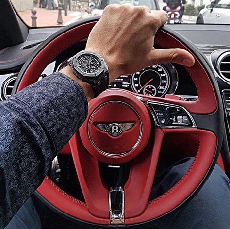 Bentley Bentayga Red Interior Bentley