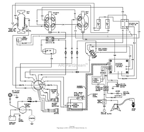 wiring diagram for generac generator choice image wiring