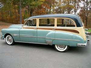 1952 Pontiac Station Wagon 1952 Pontiac Rad Vehicles