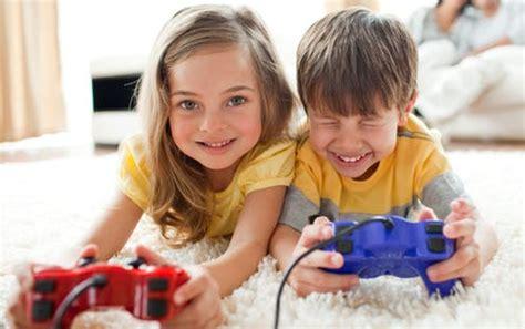 twelve reasons    children play video games