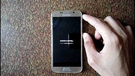 reset android galaxy s6 how to hard reset samsung galaxy s6 forgotten password