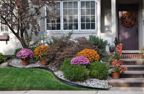 fall landscaping tips fall landscaping ideas for front yards jcs landscaping llc