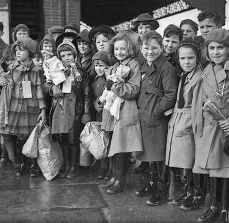 children and world war evacuated generation of world war ii