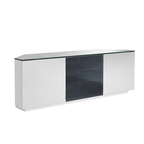 Tv Cabinet White Smf 15 best ideas of corner tv unit white gloss