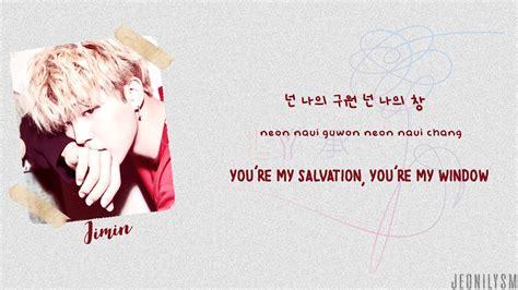 best of me lyrics bts 방탄소년단 best of me lyrics han rom eng color coded