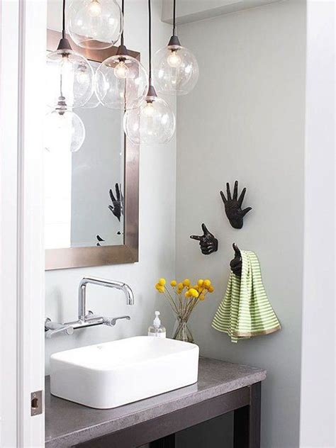 Creative Ideas For Bathroom by 25 Creative Modern Bathroom Lights Ideas You Ll Love