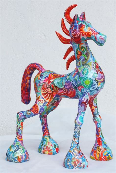 Paper Mache Arts And Crafts - best 25 paper mache projects ideas on paper