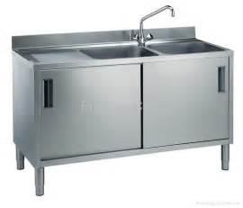 Stainless steel utility sink with cabinet double sink vanity unit