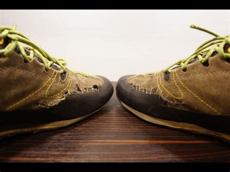 how to repair ripped shoes