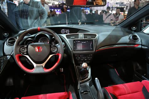 New Honda Civic Type R Interior by Honda Civic Type R Confirmed For U S Market