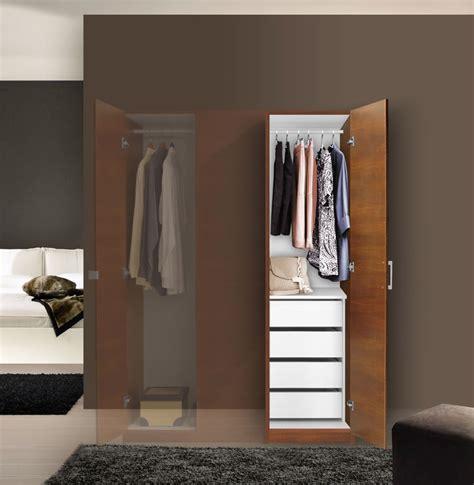 Space Wardrobes by Alta Space Saver Narrow Wardrobe Right Door 4