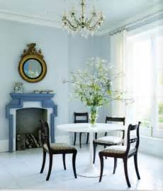 Light Blue Dining Room Light Blue Painted Rooms Home Design