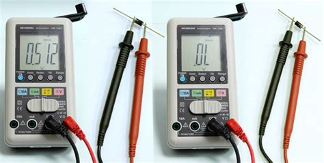 how to check if diode is shorted aktakom am 1081 charger digital multimeter t m atlantic
