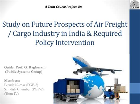 air cargo project ppt