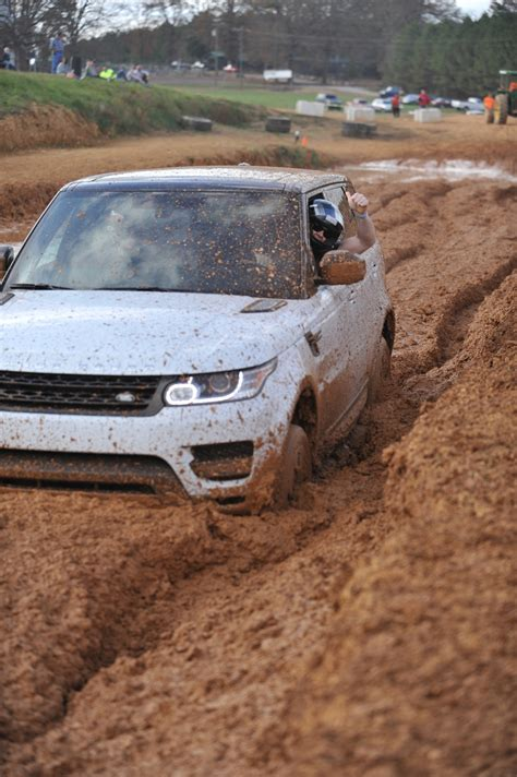 land rover mud his royal highness king george iii goes muddin