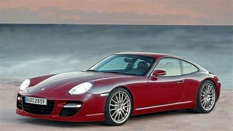 2020 Porsche 928concept by Porsche 928 Revival In The Works Report
