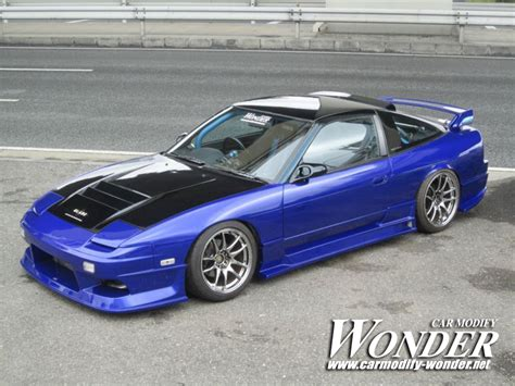 nissan 180sx modified ssworxs genuine japanesse car parts and accessories